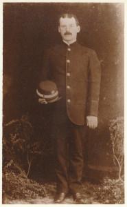 242. Constable Ben Sutton, Water Police. 1880C