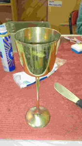 restored goblet from fire
