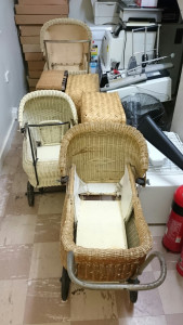restored prams from fire